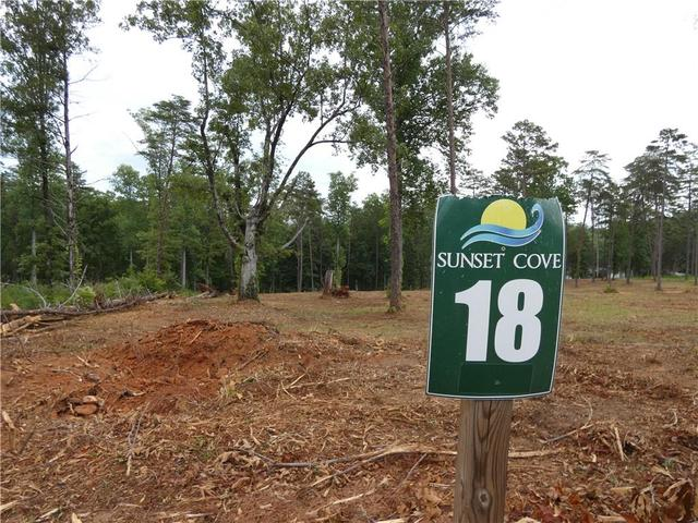 Photo of Lot 18 Sunset Cove Drive