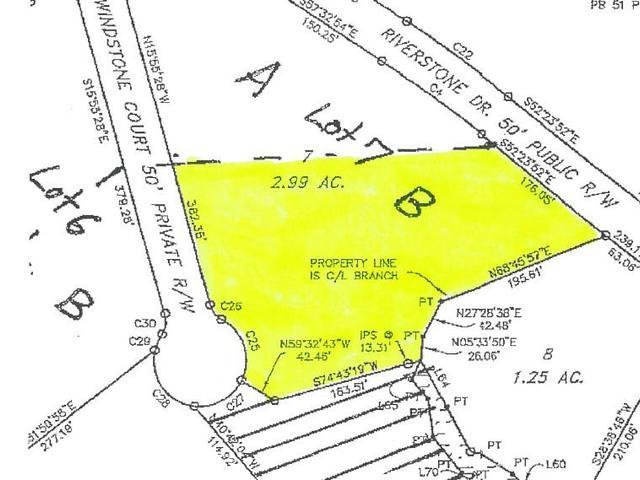 Photo of Lot 7-B Estates at Riverstone